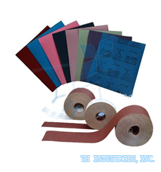 Emery Cloth & Sand Paper, Abrasive